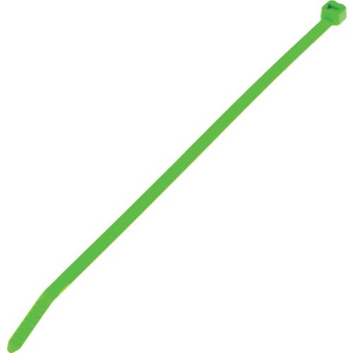 ■パンドウイット ナイロン結束バンド 蛍光緑 PLT2S-M55 [TR-8688067]