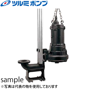 Tsurumi Mfg. ( Tsurumi submersible pump ) water wastewater pumps TO200B411