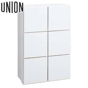 UNION(ユニオン) SNC-01-2-3 サニタリーボックス[アーキパーツ] 6ボックス(縦)