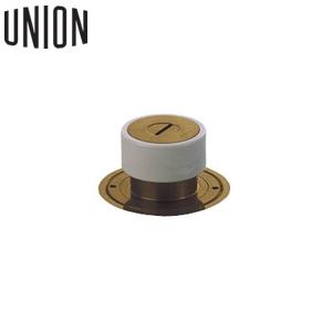 UNION(ユニオン) UT-64-GBR ドアストップ エッセ(戸当り) 床埋め込み[アーキパーツ] 1個