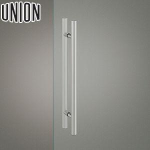 UNION(ユニオン) G10502-26-038 棒タイプ(ミドル/コンテンポラリー) L600mm 1セット(内外) 建築用ドアハンドル[ネオイズム][代引不可商品]