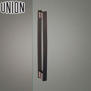 UNION(ユニオン) G1104-01-894 棒タイプ(ミドル/ラグジュアリー) L600mm 1セット(内外) 建築用ドアハンドル[ネオイズム]