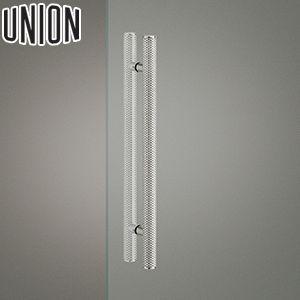 UNION(ユニオン) G1138-01-023 棒タイプ(ミドル/ユニーク) L600mm 1セット(内外) 建築用ドアハンドル[ネオイズム]