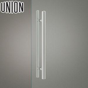 UNION(ユニオン) G1141-26-038 棒タイプ(ミドル/コンテンポラリー) L600mm 1セット(内外) 建築用ドアハンドル[ネオイズム]