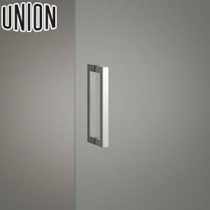 適応ドア:ガラスドア(フラッシュドアにも取付可能) UNION(ユニオン) G1171-01-001-L300 棒タイプ(ショート) L300mm 1セット(内外) 建築用ドアハンドル[ネオイズム]