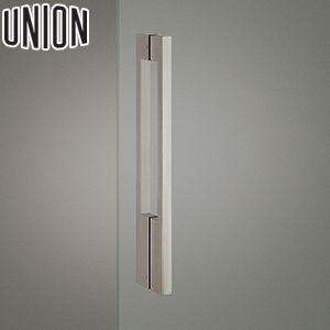 UNION(ユニオン) G1174-01-023-L600 棒タイプ(ミドル/コンテンポラリー) L600mm 1セット(内外) 建築用ドアハンドル[ネオイズム]