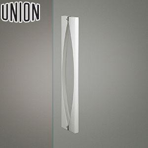 UNION(ユニオン) G1175-25-038 棒タイプ(ミドル/コンテンポラリー) L600mm 1セット(内外) 建築用ドアハンドル[ネオイズム]