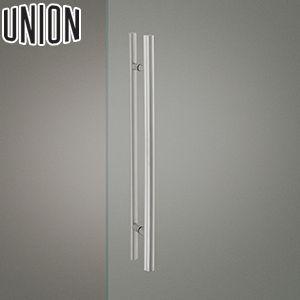 UNION(ユニオン) G1216-01-023 棒タイプ(ミドル/その他) L600mm 1セット(内外) 建築用ドアハンドル[ネオイズム]