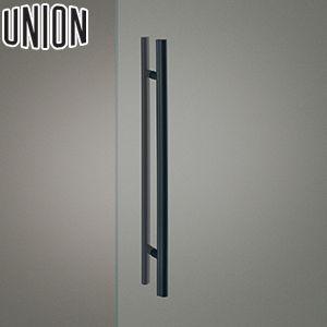 UNION(ユニオン) G1216-01-061 棒タイプ(ミドル/その他) L600mm 1セット(内外) 建築用ドアハンドル[ネオイズム]