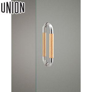 UNION(ユニオン) G2096-36-077 棒タイプ(ショート) L295mm 1セット(内外) 建築用ドアハンドル[ネオイズム]