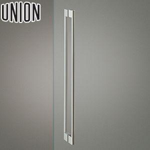 UNION(ユニオン) G2110-01-023-L700 棒タイプ(ミドル/コンテンポラリー) L700mm 1セット(内外) 建築用ドアハンドル[ネオイズム]