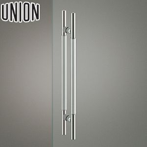 UNION(ユニオン) G2336-32-209 棒タイプ(ミドル/コンテンポラリー) L675mm 1セット(内外) 建築用ドアハンドル[ネオイズム]