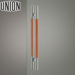 適応ドア:ガラスドア(フラッシュドアにも取付可能) UNION(ユニオン) G2336-37-051 棒タイプ(ミドル/コンテンポラリー) L675mm 1セット(内外) 建築用ドアハンドル[ネオイズム]