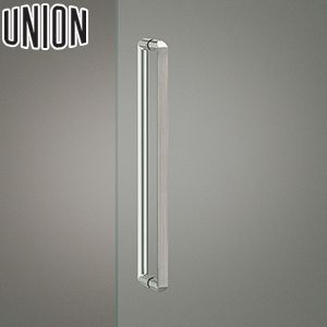 UNION(ユニオン) G2715-10-010 棒タイプ(ミドル/コンテンポラリー) L600mm 1セット(内外) 建築用ドアハンドル[ネオイズム]