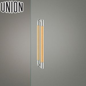 2018セール UNION(ユニオン) G2750-11-708-L452 棒タイプ(ミドル/コンテンポラリー) L452mm 1セット(内外) 建築用ドアハンドル[ネオイズム]:セミプロDIY店ファースト-木材・建築資材・設備