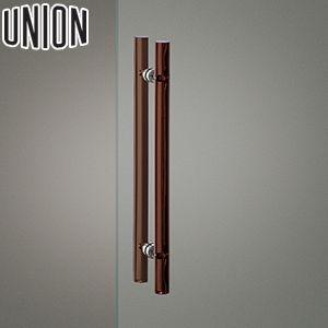 UNION(ユニオン) G300-53-100 棒タイプ(ミドル/コンテンポラリー) L600mm 1セット(内外) 建築用ドアハンドル[ネオイズム]