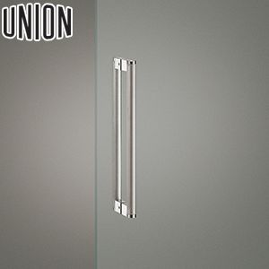 UNION(ユニオン) G3230-02-029 棒タイプ(ミドル/コンテンポラリー) L457mm 1セット(内外) 建築用ドアハンドル[ネオイズム]