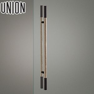 <title>適応ドア:ガラスドア フラッシュドアにも取付可能 UNION ユニオン G3321-35-183 棒タイプ ショップ ミドル コンテンポラリー L700mm 1セット 内外 建築用ドアハンドル ネオイズム</title>