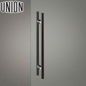 UNION(ユニオン) G4226-36-101 棒タイプ(ミドル/スタンダード) L600mm 1セット(内外) 建築用ドアハンドル[ネオイズム]
