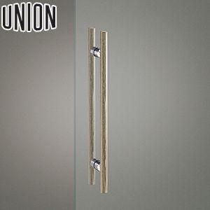 UNION(ユニオン) G4226-36-138 棒タイプ(ミドル/スタンダード) L600mm 1セット(内外) 建築用ドアハンドル[ネオイズム]