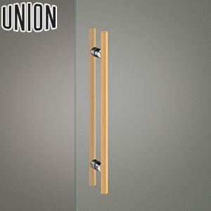 UNION(ユニオン) G4226-36-076 棒タイプ(ミドル/スタンダード) L600mm 1セット(内外) 建築用ドアハンドル[ネオイズム]