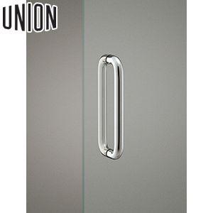適応ドア:ガラスドア フラッシュドアにも取付可能 UNION ユニオン 全国どこでも送料無料 超激安特価 G500-01-001-L300 棒タイプ L300mm 内外 1セット 建築用ドアハンドル ショート ネオイズム