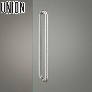 UNION(ユニオン) G500-01-090-L600 棒タイプ(ミドル/スタンダード) L600mm 1セット(内外) 建築用ドアハンドル[ネオイズム]