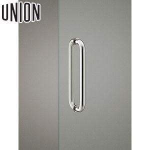 UNION(ユニオン) G5601-01-001-L300-W 棒タイプ(ワイド) L300mm 1セット(内外) 建築用ドアハンドル[ネオイズム] 浴室・シャワーブース用ハンドル