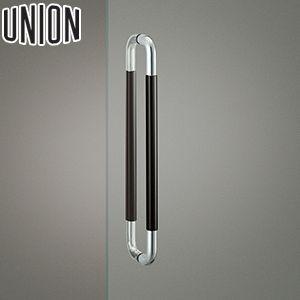 <title>適応ドア:ガラスドア フラッシュドアにも取付可能 UNION ユニオン G5615-54-102 与え 棒タイプ ミドル スタンダード L600mm 1セット 内外 建築用ドアハンドル ネオイズム</title>