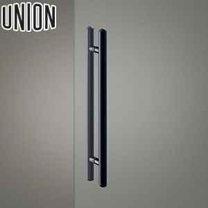 UNION(ユニオン) G5640-26-101 棒タイプ(ミドル/スタンダード) L600mm 1セット(内外) 建築用ドアハンドル[ネオイズム]