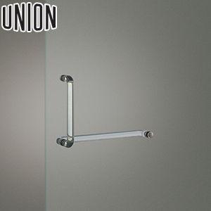 UNION(ユニオン) G5667-53-069-W 棒タイプ(ワイド) 左右L455mm 1セット(内外) 建築用ドアハンドル[ネオイズム] 浴室・シャワーブース用ハンドル