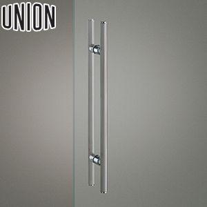 UNION(ユニオン) G572-01-024 棒タイプ(ミドル/スタンダード) L650mm 1セット(内外) 建築用ドアハンドル[ネオイズム]