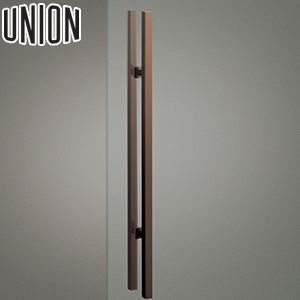 UNION(ユニオン) G666-26-047 棒タイプ(ミドル/スタンダード) L750mm 1セット(内外) 建築用ドアハンドル[ネオイズム]