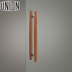 UNION(ユニオン) G66-35-050 棒タイプ(ミドル/スタンダード) L550mm 1セット(内外) 建築用ドアハンドル[ネオイズム]