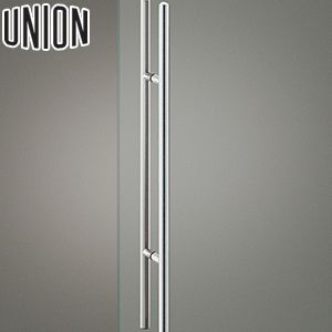 UNION(ユニオン) G720-01-001 棒タイプ(ミドル/スタンダード) L800mm 1セット(内外) 建築用ドアハンドル[ネオイズム]