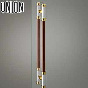 UNION(ユニオン) G962-47-180 棒タイプ(ミドル/ラグジュアリー) L750mm 1セット(内外) 建築用ドアハンドル[ネオイズム]