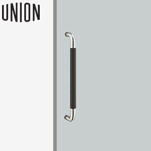 UNION(ユニオン) H1185-42-691 病院・福祉タイプ(ケアハンドル) L450mm 1セット(内外) 建築用ドアハンドル[ネオイズム]