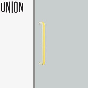UNION(ユニオン) H2302-57-084 病院・福祉タイプ(ケアハンドル) L459mm 1セット(内外) 建築用ドアハンドル[ネオイズム]