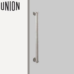 UNION(ユニオン) H2560-11-010 病院・福祉タイプ(ケアハンドル) L470mm 1セット(内外) 建築用ドアハンドル[ネオイズム]