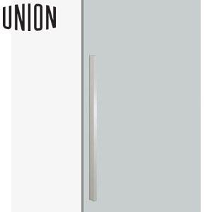 UNION(ユニオン) H2626-10-130-L1000 病院・福祉タイプ(ケアハンドル) L1000mm 1セット(内外) 建築用ドアハンドル[ネオイズム]