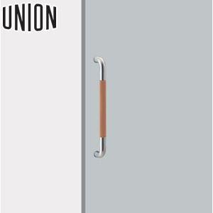 適応ドア:フラッシュドア UNION(ユニオン) H2770-10-120-L452 病院・福祉タイプ(ケアハンドル) L452mm 1セット(内外) 建築用ドアハンドル[ネオイズム]