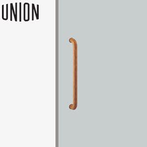 UNION(ユニオン) H5601-04-099 病院・福祉タイプ(ケアハンドル) L452mm 1セット(内外) 建築用ドアハンドル[ネオイズム]