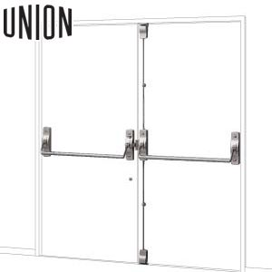 UNION(ユニオン) PH777-10W-R 非常出口タイプ(パニック) mm 1セット 建築用ドアハンドル[ネオイズム] 内部側から見て右勝手