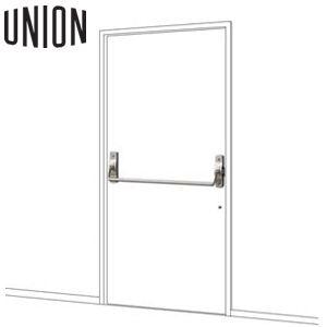 適応ドア:フラッシュドア 内部側から見て左吊元 UNION(ユニオン) PH777-30S-L 非常出口タイプ(パニック) mm 1セット 建築用ドアハンドル[ネオイズム] 内部側から見て左吊元