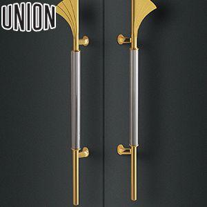 【まとめ買い】 UNION(ユニオン) T1024-02-001-R 棒タイプ(ミドル F2/ラグジュアリー) L785mm 1セット(内外) 建築用ドアハンドル[ネオイズム] 右吊元:セミプロDIY店ファースト, 横濱スカーフ工房:93d6997a --- fricanospizzaalpine.com