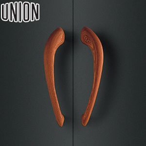 UNION(ユニオン) T11200-35-050-L 棒タイプ(ミドル/ラグジュアリー) L540mm 1セット(内外) 建築用ドアハンドル[ネオイズム] 左吊元