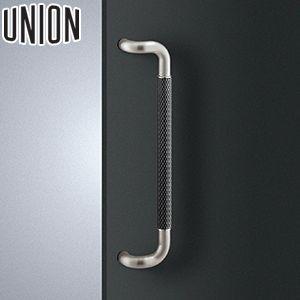 UNION(ユニオン) T1126-01-691 棒タイプ(ミドル/ユニーク) L600mm 1セット(内外) 建築用ドアハンドル[ネオイズム]