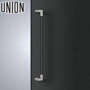 UNION(ユニオン) T1139-19-991 棒タイプ(ミドル/ユニーク) L600mm 1セット(内外) 建築用ドアハンドル[ネオイズム]