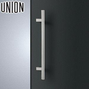 UNION(ユニオン) T1216-01-023 棒タイプ(ミドル/その他) L600mm 1セット(内外) 建築用ドアハンドル[ネオイズム]