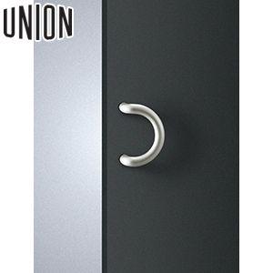 UNION(ユニオン) T153-25-038 棒タイプ(ショート) L142mm 1セット(内外) 建築用ドアハンドル[ネオイズム]